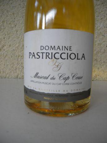 Domaine Pastricciola