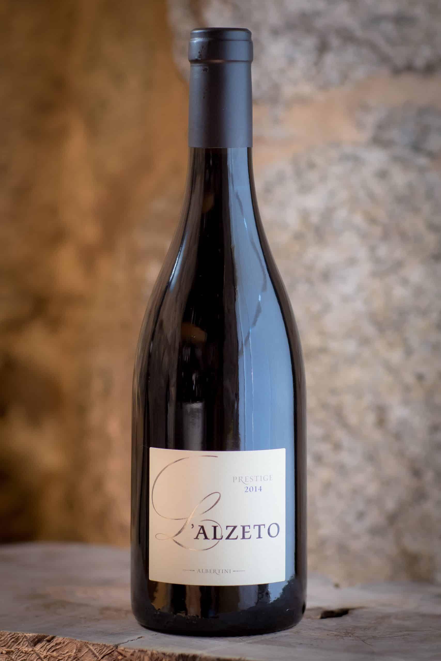 Les vins du Clos d'Alzeto